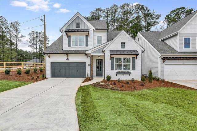 1078 Amarose Lane, Marietta, GA 30066 (MLS #6815853) :: Path & Post Real Estate