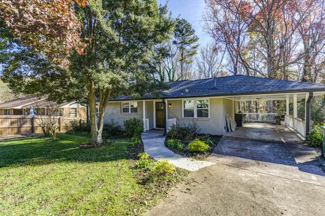 1864 Delphine Drive, Decatur, GA 30032 (MLS #6815889) :: Lucido Global