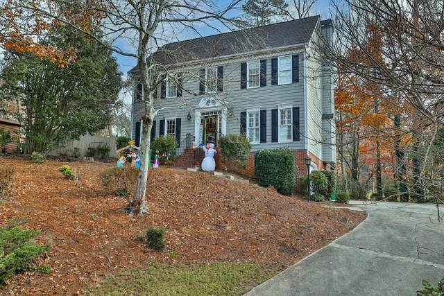 459 Summit Club Drive, Marietta, GA 30068 (MLS #6815978) :: Path & Post Real Estate