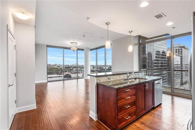 270 17th Street NW #1702, Atlanta, GA 30363 (MLS #6815993) :: AlpharettaZen Expert Home Advisors