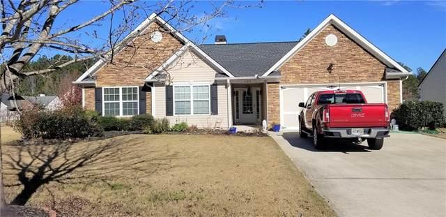 105 Overlook Court, Dallas, GA 30157 (MLS #6816052) :: 515 Life Real Estate Company