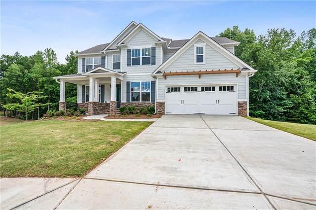 250 Woodburn Drive, Villa Rica, GA 30180 (MLS #6816058) :: Oliver & Associates Realty