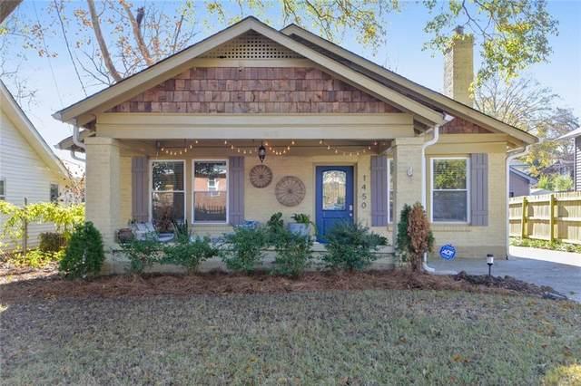 1450 Oglethorpe Avenue SW, Atlanta, GA 30310 (MLS #6816068) :: RE/MAX Paramount Properties