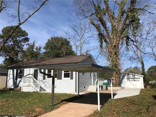 3444 Maryvale Drive, Decatur, GA 30032 (MLS #6816118) :: North Atlanta Home Team