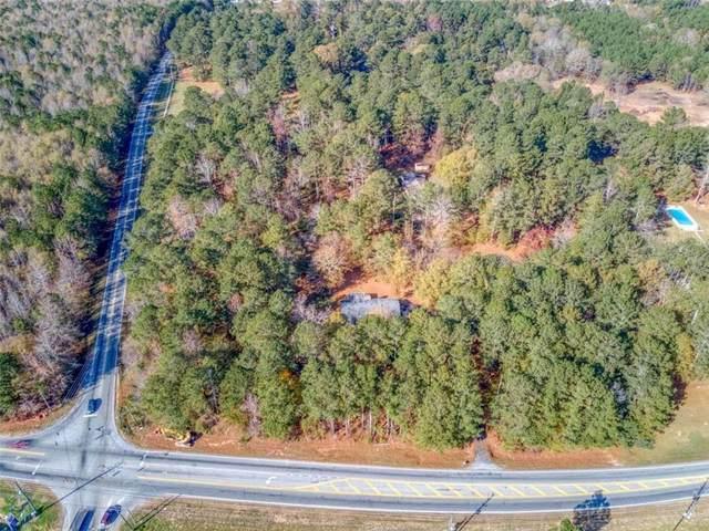 6495 Highway 20, Loganville, GA 30052 (MLS #6816236) :: The North Georgia Group