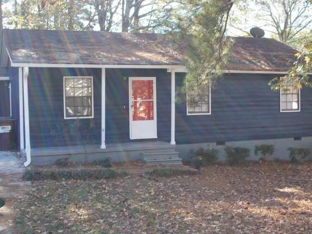 1471 Iron Gate Boulevard, Jonesboro, GA 30238 (MLS #6816269) :: North Atlanta Home Team