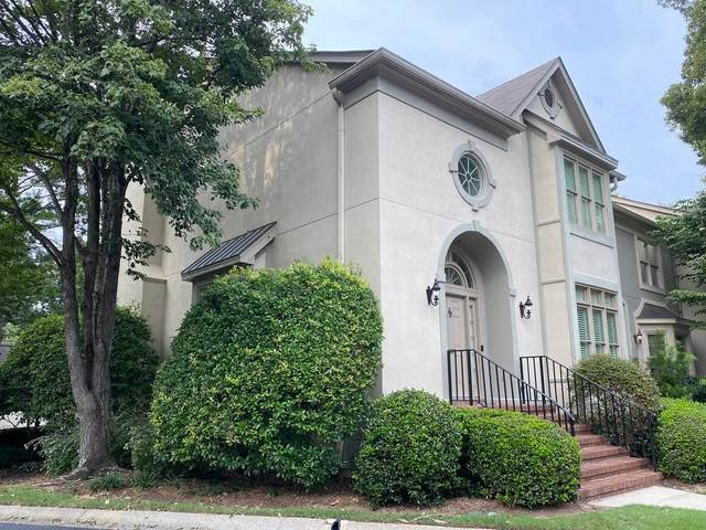 1187 Brookhaven Park Place NE, Atlanta, GA 30319 (MLS #6816321) :: The Butler/Swayne Team
