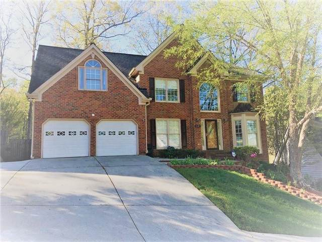 1078 Webb Forrest Trail, Lawrenceville, GA 30043 (MLS #6816364) :: Oliver & Associates Realty
