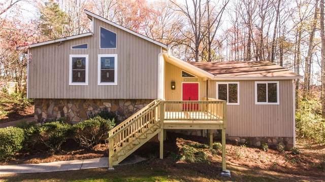 116 W Putnam Ferry Road, Woodstock, GA 30189 (MLS #6816390) :: North Atlanta Home Team