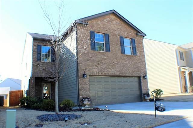 139 Thimbleberry Drive, Dawsonville, GA 30534 (MLS #6816437) :: North Atlanta Home Team