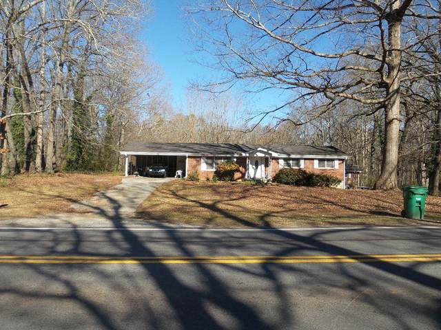 6454 Rockbridge Road, Stone Mountain, GA 30087 (MLS #6816438) :: North Atlanta Home Team