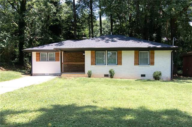 2862 Monterey Drive, Decatur, GA 30032 (MLS #6816478) :: AlpharettaZen Expert Home Advisors