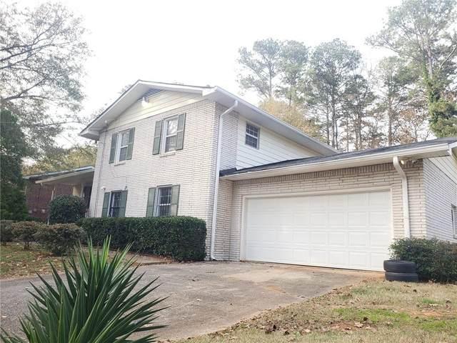 2396 Tarian Drive, Decatur, GA 30034 (MLS #6816489) :: North Atlanta Home Team