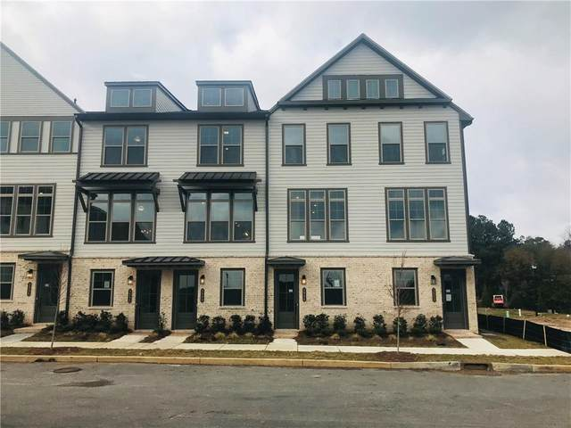 3984 Allegretto Circle #31, Atlanta, GA 30339 (MLS #6816499) :: North Atlanta Home Team