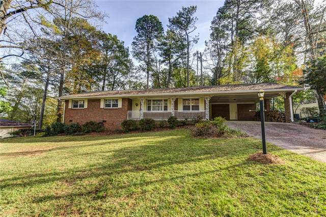 6016 Dorsey Drive, Tucker, GA 30084 (MLS #6816609) :: North Atlanta Home Team