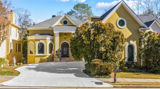 2105 River Falls Drive, Roswell, GA 30076 (MLS #6816811) :: The Realty Queen & Team