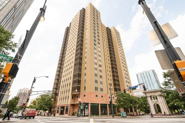 300 Peachtree Street 7E, Atlanta, GA 30308 (MLS #6816877) :: The Zac Team @ RE/MAX Metro Atlanta