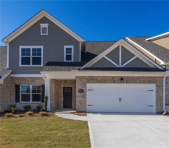 2726 Park Land Lane #58, Snellville, GA 30078 (MLS #6816939) :: The Butler/Swayne Team