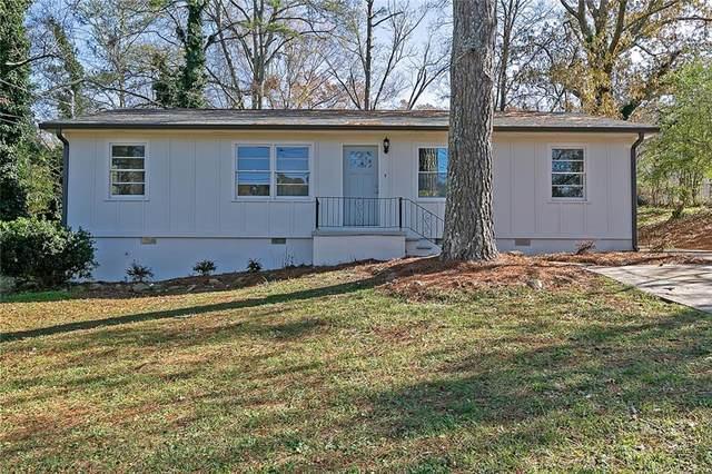 1166 Camellia Drive, Marietta, GA 30062 (MLS #6817018) :: North Atlanta Home Team