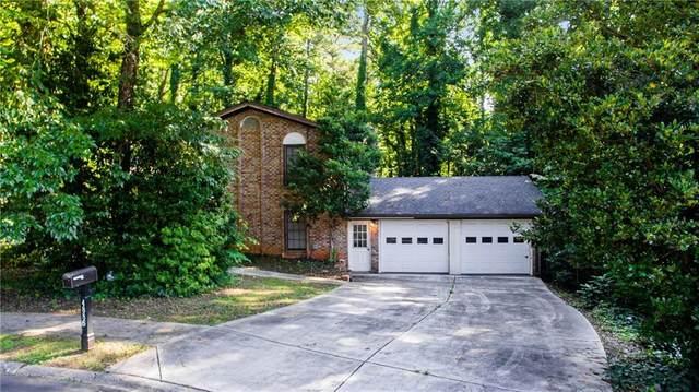 4886 Valley View Court, Dunwoody, GA 30338 (MLS #6817019) :: North Atlanta Home Team