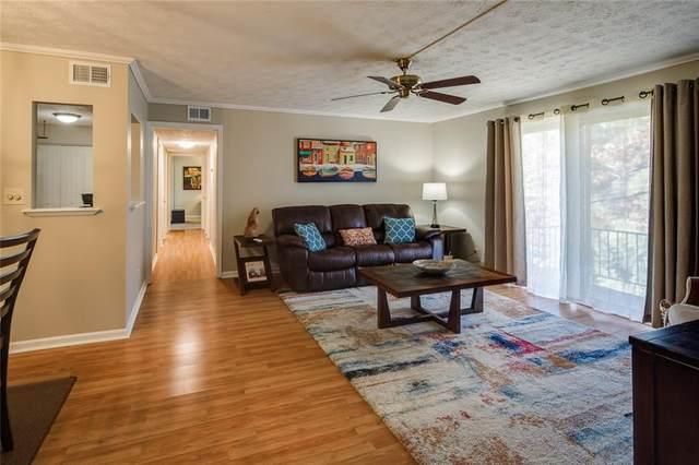 725 Dalrymple Road 2H, Sandy Springs, GA 30328 (MLS #6817080) :: North Atlanta Home Team