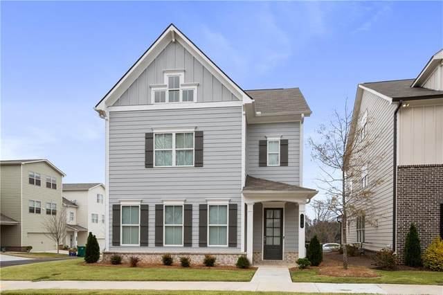 1379 Pierce Avenue, Smyrna, GA 30080 (MLS #6817120) :: North Atlanta Home Team