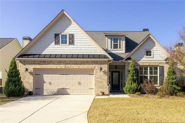475 Winding Ridge Circle SW, Marietta, GA 30064 (MLS #6817190) :: North Atlanta Home Team
