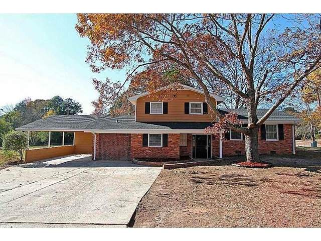 3171 Wesley Chapel Road, Decatur, GA 30034 (MLS #6817207) :: The Zac Team @ RE/MAX Metro Atlanta