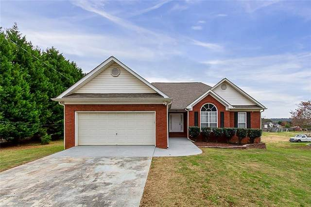 1870 Crowell Road SW, Conyers, GA 30094 (MLS #6817220) :: Path & Post Real Estate