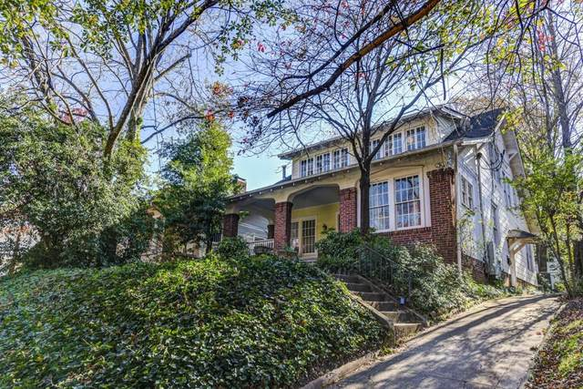 963 Saint Charles Avenue NE, Atlanta, GA 30306 (MLS #6817281) :: North Atlanta Home Team