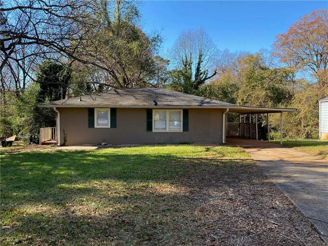 1391 Peachcrest Road, Decatur, GA 30032 (MLS #6817288) :: North Atlanta Home Team
