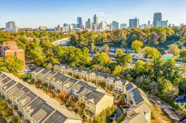 221 Semel Circle NW #271, Atlanta, GA 30309 (MLS #6817292) :: The North Georgia Group