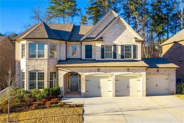 4315 Woodland Bank Boulevard, Buford, GA 30518 (MLS #6817303) :: North Atlanta Home Team