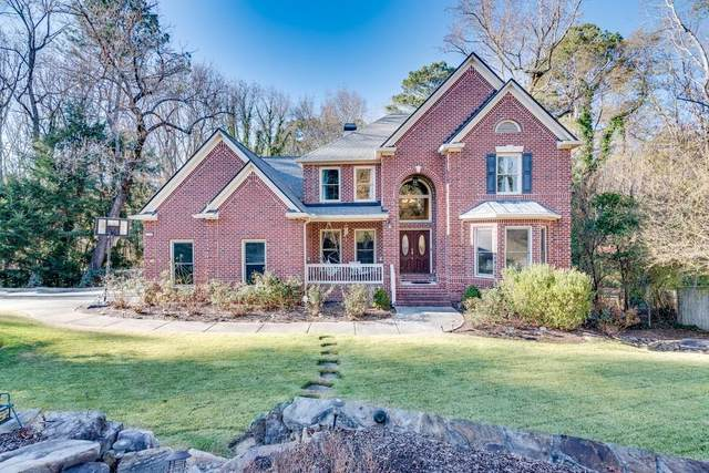 2436 Fontainebleau Drive, Dunwoody, GA 30360 (MLS #6817310) :: 515 Life Real Estate Company