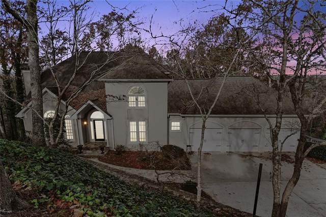 150 Mount Shasta Lane, Alpharetta, GA 30022 (MLS #6817338) :: North Atlanta Home Team