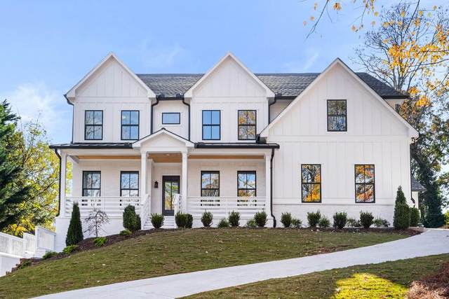 1395 Oconee Pass NE, Brookhaven, GA 30319 (MLS #6817368) :: North Atlanta Home Team