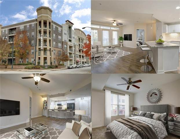 390 17th Street #4003, Atlanta, GA 30363 (MLS #6817416) :: The Zac Team @ RE/MAX Metro Atlanta