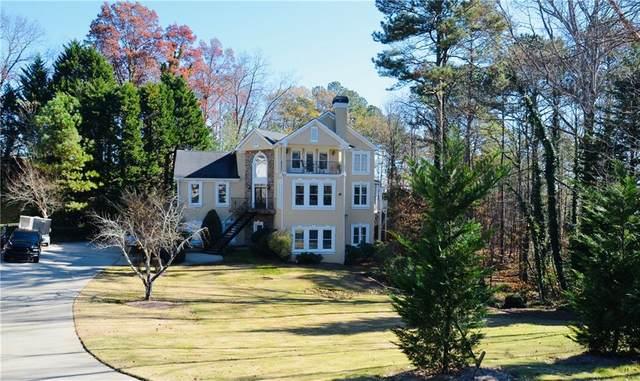 10585 Wynbridge Drive, Alpharetta, GA 30022 (MLS #6817421) :: North Atlanta Home Team