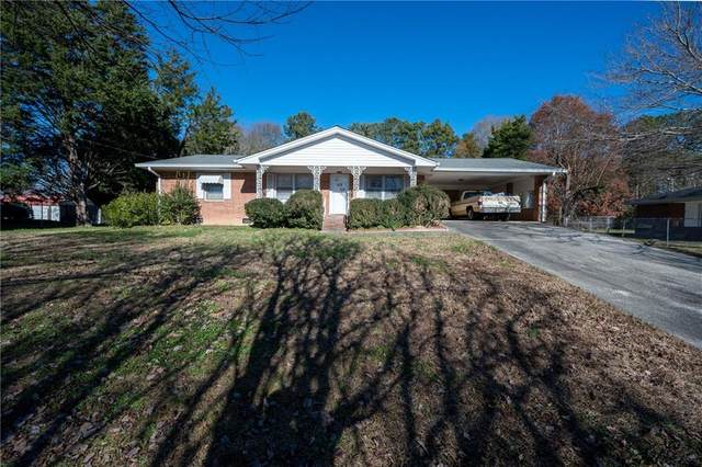 3926 Wexford Drive, Douglasville, GA 30134 (MLS #6817455) :: North Atlanta Home Team