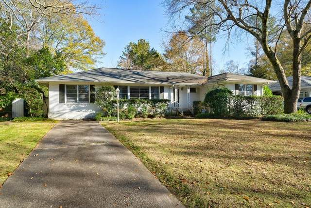 157 Normandy Drive SW, Marietta, GA 30064 (MLS #6817487) :: North Atlanta Home Team