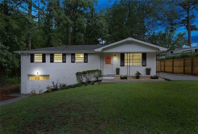 150 Mark Lane SE, Smyrna, GA 30082 (MLS #6817536) :: North Atlanta Home Team