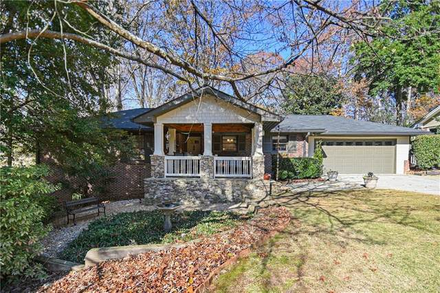 270 Forest Hills Drive, Atlanta, GA 30342 (MLS #6817547) :: The Zac Team @ RE/MAX Metro Atlanta