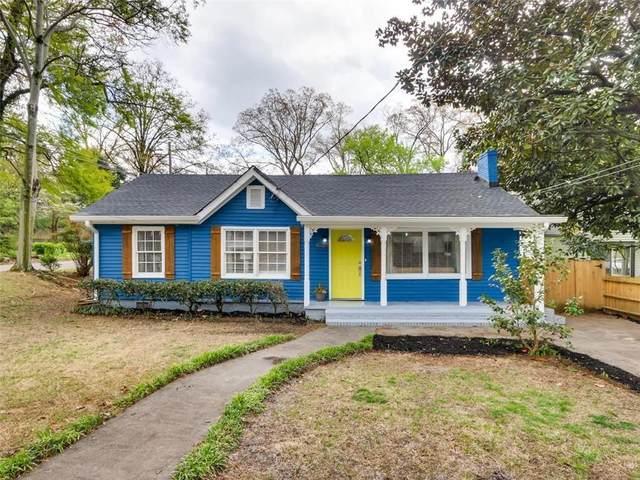 1946 Baker Road NW, Atlanta, GA 30318 (MLS #6817634) :: Thomas Ramon Realty