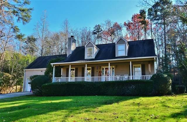 3335 Ed Dodd Trail, Gainesville, GA 30506 (MLS #6817682) :: North Atlanta Home Team