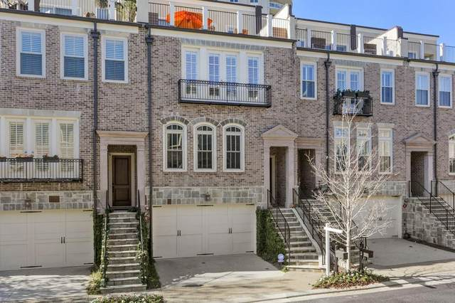 58 Sheridan Drive NE #6, Atlanta, GA 30305 (MLS #6817755) :: Thomas Ramon Realty