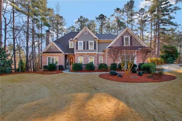 4712 Talleybrook Drive, Kennesaw, GA 30152 (MLS #6817765) :: North Atlanta Home Team