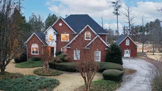 21 Nicklaus Drive NW, Rome, GA 30165 (MLS #6817780) :: North Atlanta Home Team