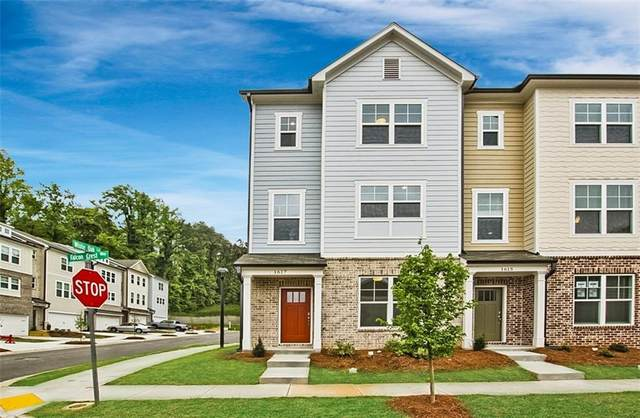 1606 Falcon Crest Way #57, Decatur, GA 30032 (MLS #6817831) :: Tonda Booker Real Estate Sales