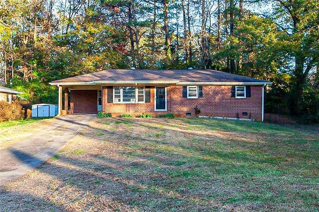49 Charlotte Drive SW, Mableton, GA 30126 (MLS #6817838) :: The Realty Queen & Team
