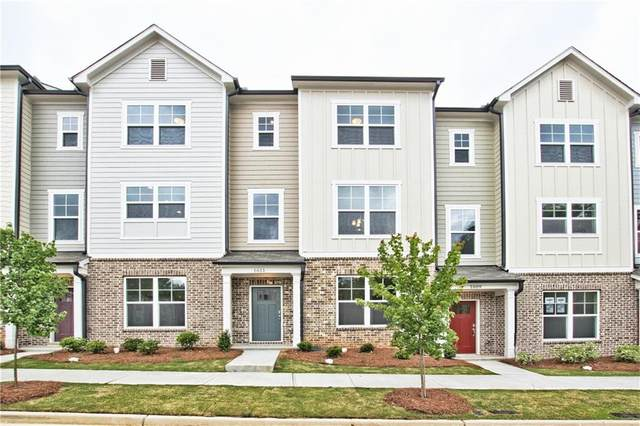 1608 Falcon Crest Way #58, Decatur, GA 30032 (MLS #6817853) :: Tonda Booker Real Estate Sales